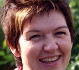 Portrait Anja Schavier, Heilpraktikerin für Psychotherapie