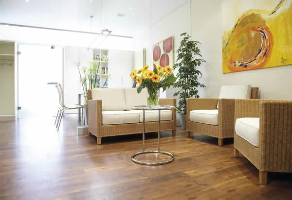 Praxisraum Psychotherapiepraxis, Gesprächsbereich, Färberstraße, Villingen