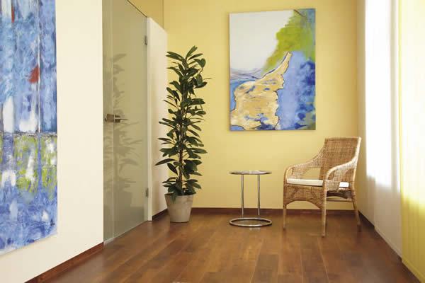 Praxisraum Psychotherapiepraxis, Eingangsbereich, Färberstraße, Villingen